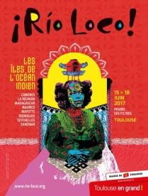 Affiche Rio Loco 2017